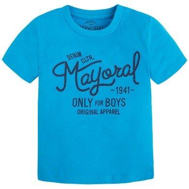 Tričko Basic Mayoral chlapecké – vel. 92,98,104,116,122,128,134